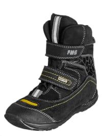 Primigi Boots in Schwarz/ Grau