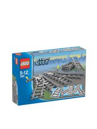 LEGO City: Weichenpaar 7895 - ab 5 Jahren