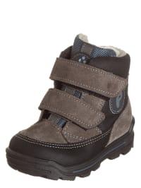 """Ricosta Boots """"Franz"""" in Braun/ Schwarz"""