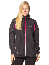 "Maier Sports Langlauf-Jacke ""Folgaria"" in Schwarz/ Pink"