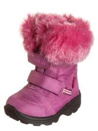 """Kamik Winterboots """"Randy"""" in Pink/ Schwarz"""