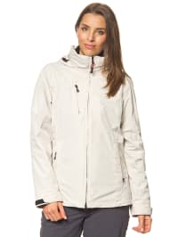 Maier Sports 2-in-1 Funktionsjacke in beige