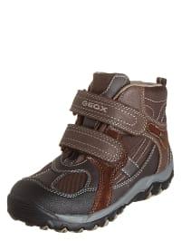 "Geox Boots ""Alaska"" in Braun"