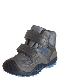 "Geox Boots ""Savage"" in grau/ blau"