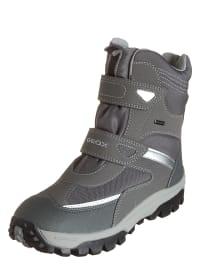 """Geox Winterboots """"Himalaya"""" in grau"""
