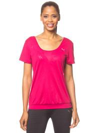 Puma Sportshirt in Pink