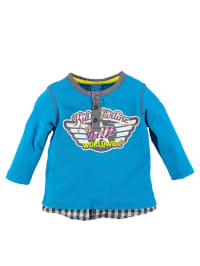 "Bondi Bondi Longsleeve ""Kids Airline"" in Blau"