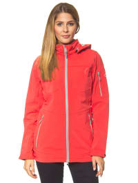 First B Softshell-Jacke in Rot