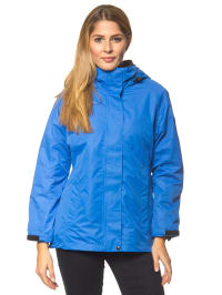 Coastline 3in1-Outdoorjacke in Blau