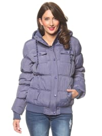 Authentic Style Winterjacke in Blau