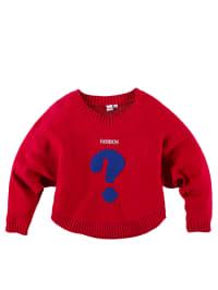 Topo Pullover in Rot