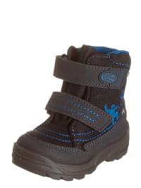 Richter Shoes Boots in Dunkelblau/ Grau/ Blau