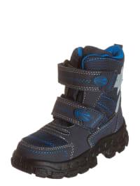 Richter Shoes Boots in Dunkelblau