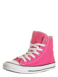"Converse Chucks ""CT HI"" in Pink"