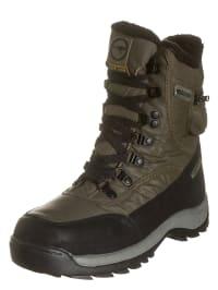 """Kangaroos Boots """"Aspen"""" in Khaki/ Schwarz"""