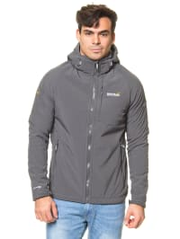 "Regatta Softshelljacke ""Forcefield"" in Grau"