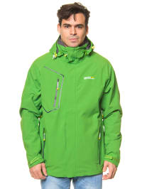 "Regatta 3-in-1 Funktionsjacke ""Everson"" in Grün"