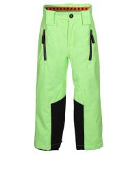 "Molo Ski-/ Snowboardhose ""Jump"" in Neongrün"