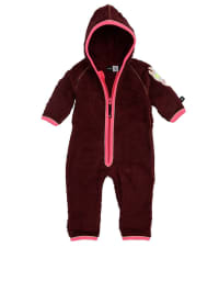 """Molo Overall """"Unity"""" in Dunkelrot/ Pink"""