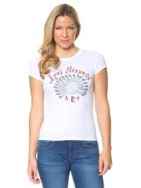 Levi´s Shirt in Weiß