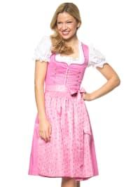 """Turi Landhaus Midi-Dirndl """"Lisa"""" in Rosa"""