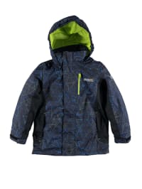 "Regatta 3in1-Funktionsjacke ""Moonflare"" in Dunkelblau/ Blau"