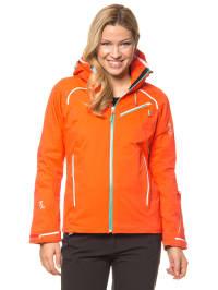 """Fischer Ski-/ Snowboardjacke """"Cavalese"""" in Orange"""