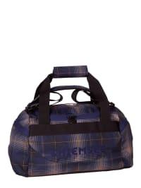 """Chiemsee Sporttasche """"Matchbag S"""" in Dunkelblau/ Beige - (B)44 x (H)22 x (T)21 cm"""