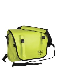 """Chiemsee Umhängetasche """"Lombok"""" in Lime - (B)35 x (H)30 x (T)11 cm"""