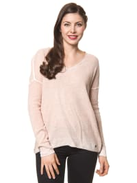 Tom Tailor Pullover in Rosa