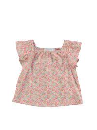 TroiZenfants Shirt in Rosa/ Bunt