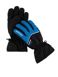 "Reusch Handschuhe ""Bendix Junior"" in Blau/ Schwarz"