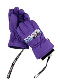 """Reusch Handschuhe """"Kids"""" in Lila"""