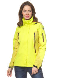 "Killtec Outdoorjacke ""Sinha"" in Gelb"