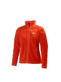 "Helly Hansen Fleece-Jacke ""Zera"" in Orange"