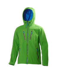 "Helly Hansen Funktions-Jacke ""Odin H2 Flow"" in Grün"