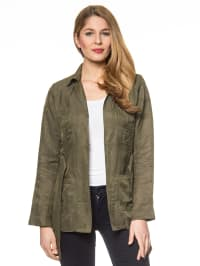 More & More Jacke in Khaki