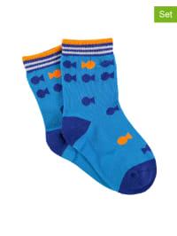 Sterntaler 2er-Set: Socken in Blau