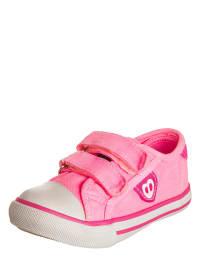 Billowy Sneakers in Neonpink
