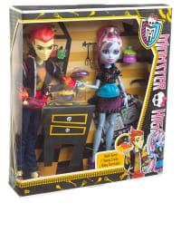 "Hermanex 2er-Set: Figuren ""Monster High - Cleo u. Ghoulia"" - ab 6 Jahren"