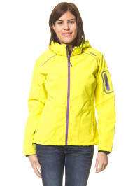 CMP Softshelljacke in Gelb