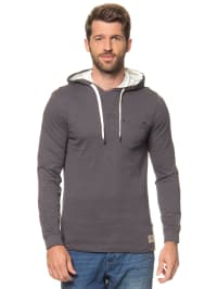 Tom Tailor Sweatshirt in Anthrazit