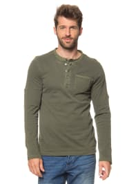 Tom Tailor Longsleeve in Khaki