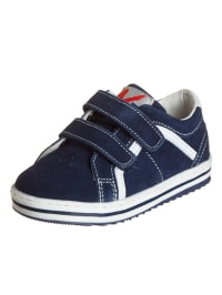 Naturino Leder-Sneakers in Dunkelblau