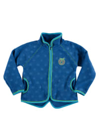 Småfolk Fleecejacke in Blau