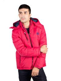 Polo Club Jacke in Rot
