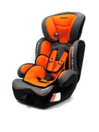 "Babyauto Kinderautositz ""Konar"" in Orange/ Schwarz/ Grau"