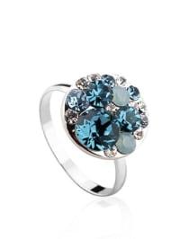 PARK AVENUE NY Ring mit Swarovski-Kristallen