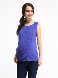 "Spring Top ""Laurie"" in Blau"