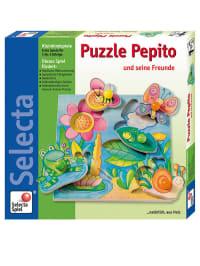"Selecta 5tlg. Formen-Puzzle ""Pepito und seine Freunde"" - ab 18 Monaten"